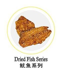 Dried Fish Series 鱼干系列